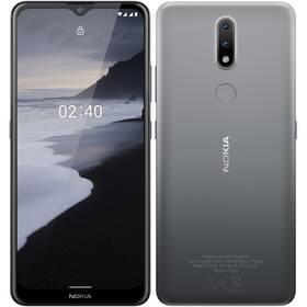 Mobilný telefón Nokia 2.4 (719901125401) sivý