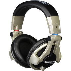 Slúchadlá Shure SRH750DJ čierna/strieborná