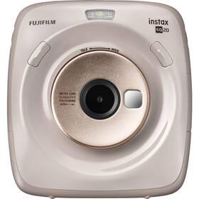 Digitálny fotoaparát Fujifilm Instax Square SQ 20 béžový
