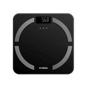 Osobná váha Hyundai OVET 739 čierna