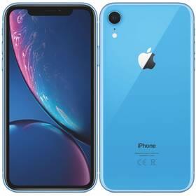 Mobilný telefón Apple iPhone XR 64 GB - blue (MH6T3CN/A)