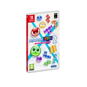 Hra Sega Nintendo SWITCH Puyo Puyo Tetris 2: The Ultimate Puzzle Match (5055277040582)