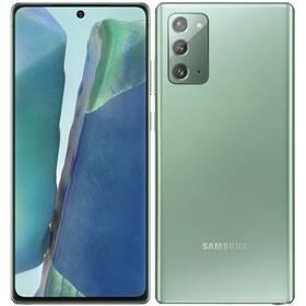 Mobilný telefón Samsung Galaxy Note20 (SM-N980FZGGEUE) zelený