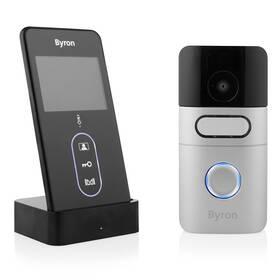 Dverný videotelefón Byron DIC-24615 (DIC-24615) čierny