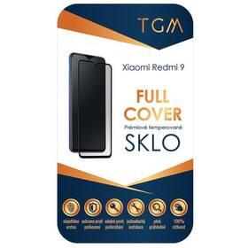 Tvrdené sklo TGM Full Cover na Xiaomi Redmi 9 (TGMFCXIRED9) čierne