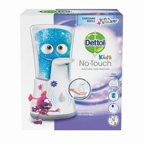 Dávkovač mydla Dettol Kids, dobrodruh 250 ml