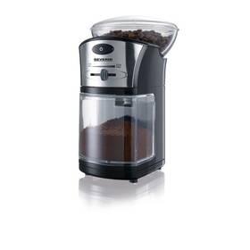 Mlynček na kávu Severin KM 3874 čierny/nerez