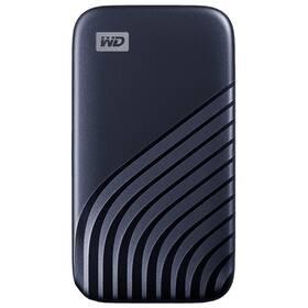 SSD externý Western Digital My Passport SSD 2TB (WDBAGF0020BBL-WESN) modrý
