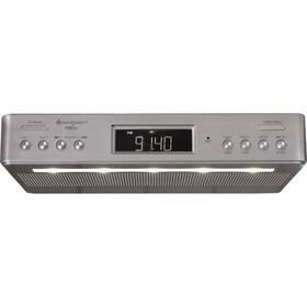 Rádioprijímač s DAB+ Soundmaster UR2045SI strieborný