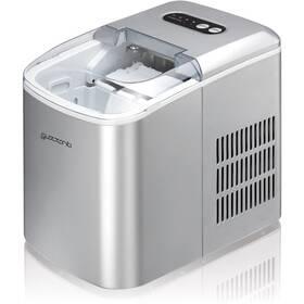 Výrobník ľadu Guzzanti GZ 120 strieborný