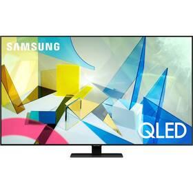 Televízor Samsung QE55Q80TA strieborná