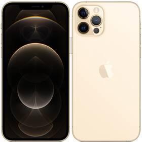 Mobilný telefón Apple iPhone 12 Pro Max 256 GB - Gold (MGDE3CN/A)