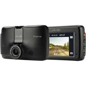 Autokamera Mio MiVue 733 Wi-Fi (5415N5830001) čierna
