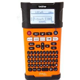 Tlačiareň štítkov Brother PT-E300VP s kufrem (PTE300VPYJ1)
