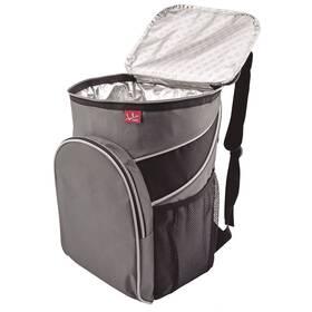 Chladiaca taška JATA 985 sivá/modrá