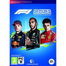 Hra EA PC F1 2021 (EAPC01500)