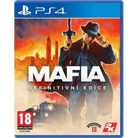 Hra 2K Games PlayStation 4 Mafia I Definitive Edition