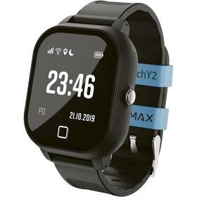 Inteligentné hodinky LAMAX WatchY2 (LMXWY2B) čierny