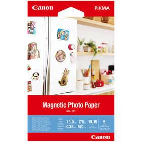 Fotopapier Canon MG-101, magnetický, 10x15 cm, 5 listů (3634C002)