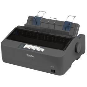 Tlačiareň ihličková Epson LQ-350 (C11CC25001) čierna