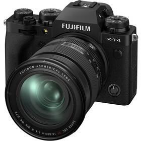 Digitálny fotoaparát Fujifilm X-T4 + XF16-80 mm čierny