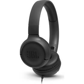 Slúchadlá JBL Tune 500 čierna