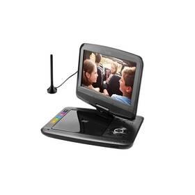 DVD prehrávač GoGEN PDX 923 SU DVB-T2 čierny