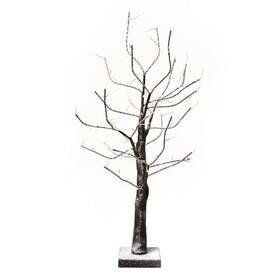 LED dekorace EMOS vánoční stromek, 60cm, 3x AA, vnitřní, teplá bílá, časovač (1534225300)
