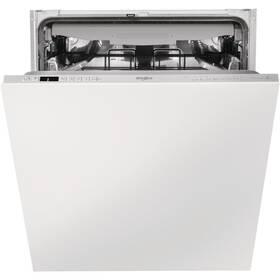 Umývačka riadu Whirlpool WIC 3C34 PFE S strieborná
