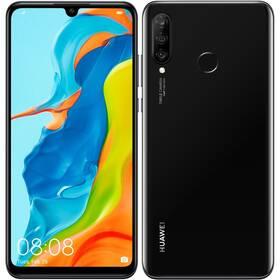 Mobilný telefón Huawei P30 lite 256 GB (SP-P30L2562DSBOM) čierny