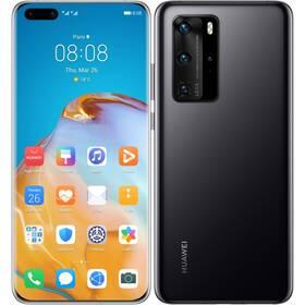 Mobilný telefón Huawei P40 Pro (HMS) 5G (SP-P40P256DSBOM) čierny