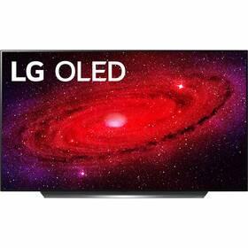 Televízor LG OLED55CX strieborná