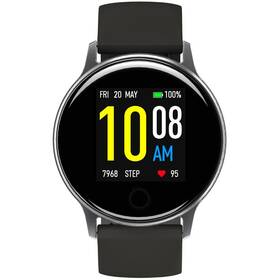 Inteligentné hodinky UMIDIGI Uwatch 2S (UMIDIGIUWATCH2SSG) sivé