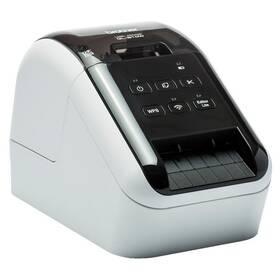 Tlačiareň štítkov Brother QL-810W (QL810WYJ1)