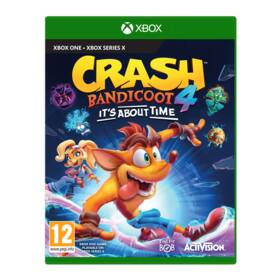 Hra Activision Xbox One Crash Bandicoot 4: It's About Time (ACX311503)