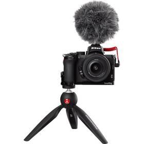 Digitálny fotoaparát Nikon Z50 + 16-50 VR Vlogger Kit (VOA050K010) čierny