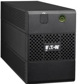 Záložný zdroj Eaton 5E 850i USB (5E850IUSB) čierna