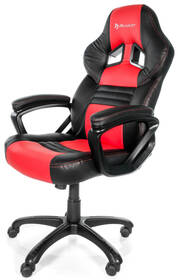 Herná stolička Arozzi MONZA (MONZA-RD) čierna/červená