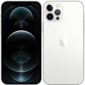 Mobilný telefón Apple iPhone 12 Pro 256 GB - Silver (MGMQ3CN/A)