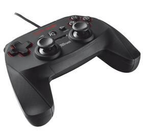 Gamepad Trust GXT 540 Wired pro PC, PS3 (20712) čierny