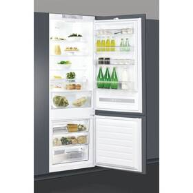 Kombinácia chladničky s mrazničkou Whirlpool W Collection SP40 800 EU 1 biela