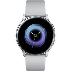 Inteligentné hodinky Samsung Galaxy Watch Active (SM-R500NZSAXEZ) strieborná