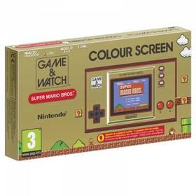 Herná konzola Nintendo Game & Watch: Super Mario Bros. (NICH005)