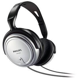 Slúchadlá Philips SHP2500 (SHP250010) čierna/sivá