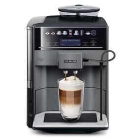 Espresso Siemens EQ.6 plus TE651209RW čierne/sivé