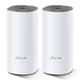 Kompletný Wi-Fi systém TP-Link Deco E4 (2-pack) (Deco E4 (2-pack)) biely