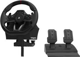 Volant HORI Racing Wheel Apex pro PS5, PS4, PS3, PC + pedály (ACP464311) čierna