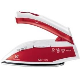 Žehlička Electrolux EDBT800 biela/červená