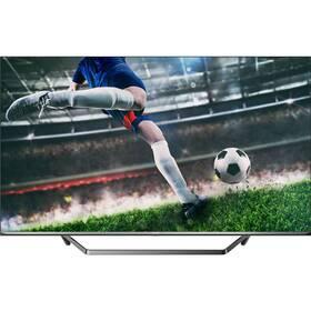 Televízor Hisense 65U7QF sivá