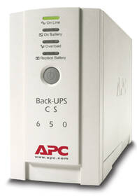 Záložný zdroj APC Back-UPS CS 650I (BK650EI)
